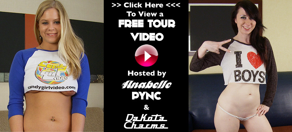 Play CandyGirl Video Free Tour Video