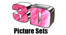 3D Picture Sets