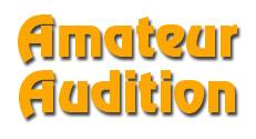 Amateur Audition category