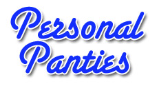 Personal Panties category