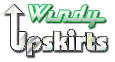 Windy Upskirts