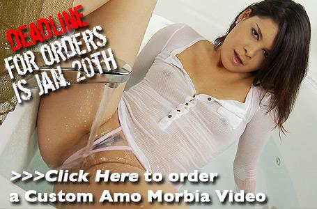 Amo Morbia Custom Video Orders