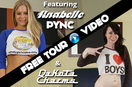 CandyGirl Video Free Tour