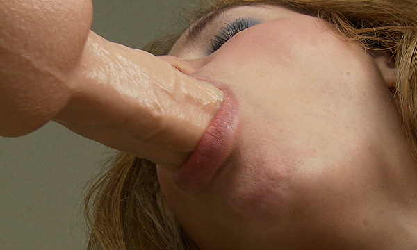 Oral sex fantasy with Candle Boxxx