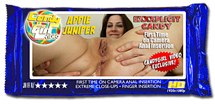 Addie Juniper - Exxxplicit Candy Anal Insertion