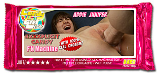 Addie Juniper - Exxxplicit Candy F'N Machine video