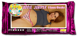 Addie Juniper I Love Geeks