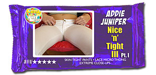 Addie Juniper - Nice 'n' Tight III Pt. I video