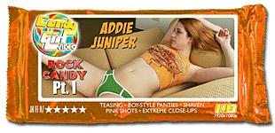 Addie Juniper - Rock Candy Pt. I video