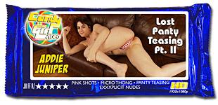 Addie Juniper - Lost Panty Teasing Pt. II video