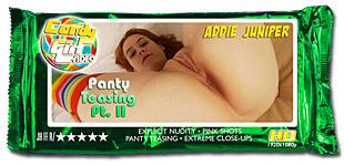 Addie Juniper - Panty Teasing Pt. II video