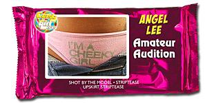 Angel Lee - Amateur Audition video