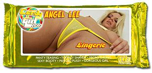 Angel Lee - Luscious Lingerie video