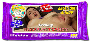 Angelique Kithos - Creamy Rock Candy video