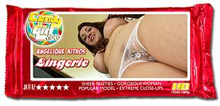 Angelique Kithos - Lingerie video