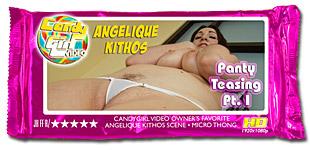 Angelique Kithos - PantyTeasing Pt. I video