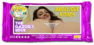Angelique Kithos - The Razor's Edge video