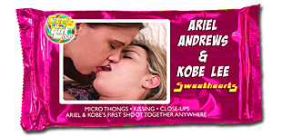 Ariel Andrews and Kobe Lee - Sweethearts video