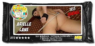 Arielle Lane - Self Bondage