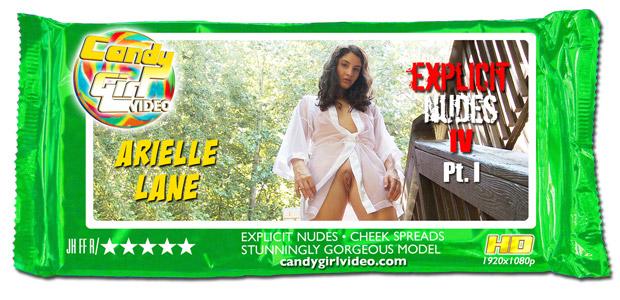 Arielle Lane - Explicit Nudes IV Pt. I