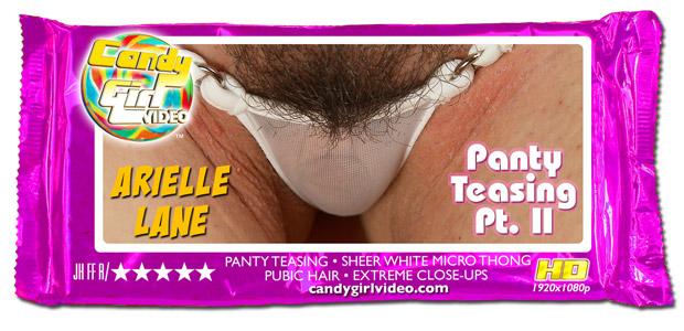 Arielle Lane - Panty Teasing Pt. II