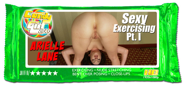 Arielle Lane - Sexy Exercising Pt. I