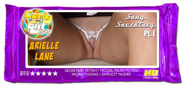 Arielle Lane - Sexy Secretary Pt. I