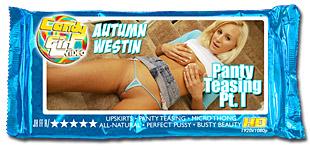 Autumn Westin - Panty Teasing Pt. I video