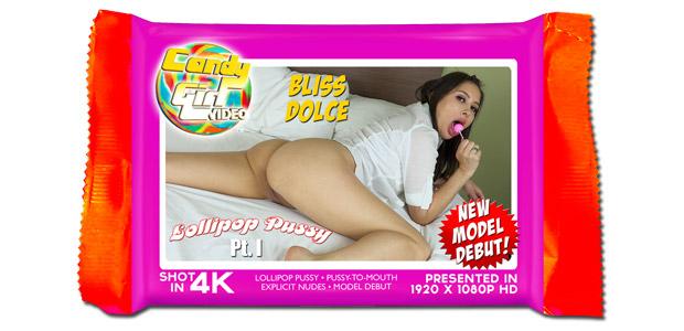 Bliss Dolce - Lollipop Pussy Pt. I video