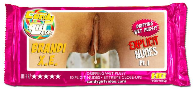 Brandi X.E. - Explicit Nudes Pt. I