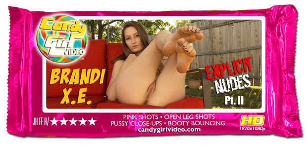 Brandi X.E. - Explicit Nudes Pt. II