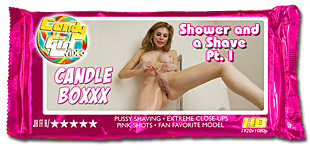 Candle Boxxx - Shower and a Shave Pt. I video