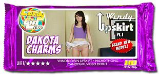 Dakota Charms - Windy Upskirt Pt. I