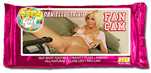 Danielle Trixie - Fan Cam video