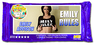Emily Addison - Emily Rules video