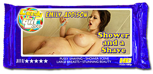 Emily Addison - Shower and a Shave video