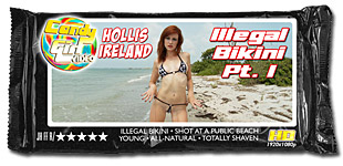 Hollis Ireland - Illegal Bikini Pt. I video
