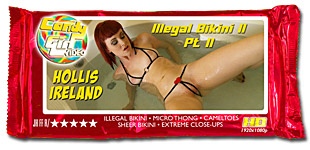 Hollis Ireland - Illegal Bikini II Pt. II video