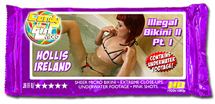Hollis Ireland - Illegal Bikini II Pt. I video