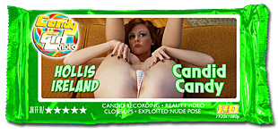 Hollis Ireland - Candid Candy video