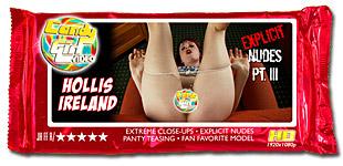 Hollis Ireland - Explicit Nudes Pt. III video
