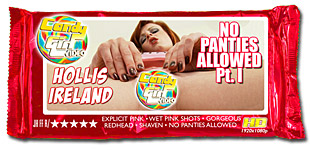 Hollis Ireland - No Panties Allowed Pt. I video