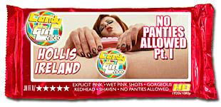 Hollis Ireland - No Panties Allowed Pt. I video