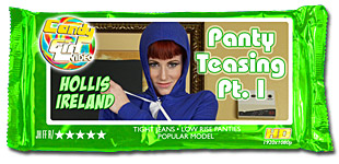 Hollis Ireland - Panty Teasing Pt. I video