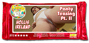 Hollis Ireland - Panty Teasing Pt. II video