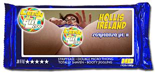 Hollis Ireland - Striptease Pt. II video