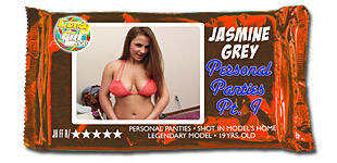 Jasmine Grey - Personal Panties Pt. I video