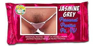 Jasmine Grey - Personal Panties Pt. IV video