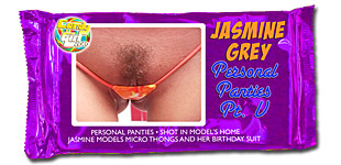 Jasmine Grey - Personal Panties Pt. V video