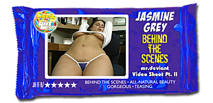 Jasmine Grey - Behind the Scenes mr.deviant Video Shoot Pt. II video